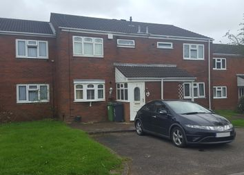 Thumbnail 3 bedroom terraced house to rent in Arnold Close, Walsall