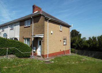 Thumbnail 3 bedroom end terrace house for sale in 4 Gwynedd Avenue, Townhill, Swansea