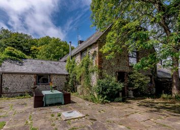 Thumbnail 4 bed barn conversion for sale in The Lane, Westdean, Nr Seaford, East Sussex