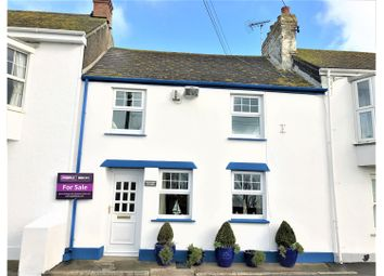 Thumbnail 3 bed cottage for sale in Higher Fore Street, Marazion