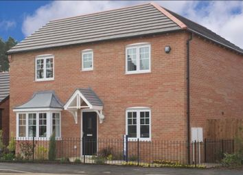 Thumbnail 4 bedroom detached house for sale in Collingwood Manor, The Kirby, Morpeth