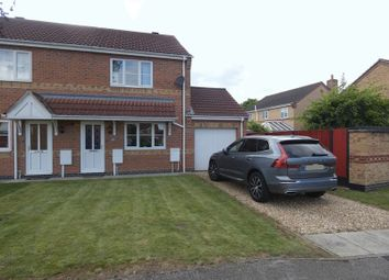 3 bed semi-detached house for sale in Hawthorn Chase, Lincoln LN2