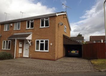 Thumbnail 3 bedroom semi-detached house for sale in Simpson Close, Whetstone, Leicester, Leicestershire