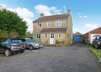 Thumbnail 3 bed detached house for sale in Station Road, Wanstrow, Shepton Mallet