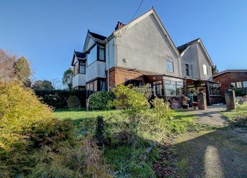 Thumbnail 4 bed semi-detached house for sale in The Hangers, Bishops Waltham, Southampton
