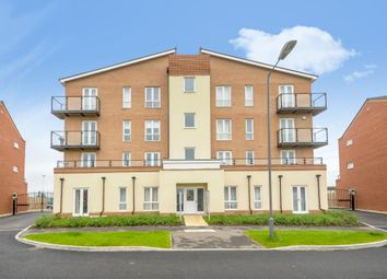 Nicholas Charles Crescent, Aylesbury HP18. 2 bed flat for sale