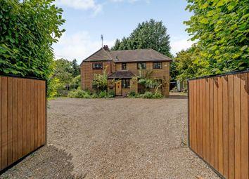 5 bed detached house for sale in Highams Lane, Chobham, Woking GU24