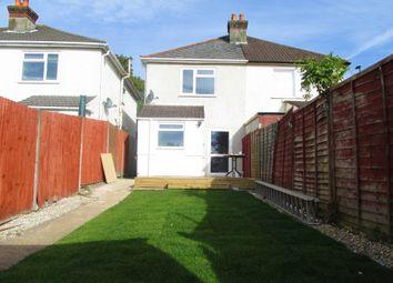 2 bed semi-detached house to rent in Bursledon Road, Southampton SO19