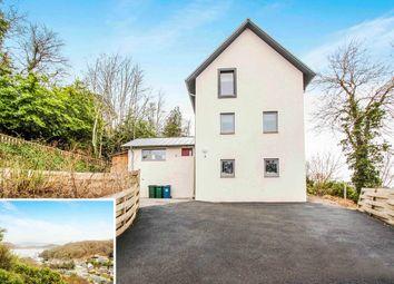 Thumbnail 5 bed detached house for sale in Benvoulin Road, Oban, Argyllshire