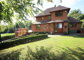 Thumbnail 5 bed detached house for sale in The Village, West Hallam, Derbyshire