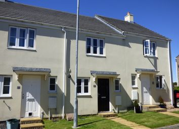 Thumbnail 2 bed terraced house to rent in Ball Meadow, Okehampton