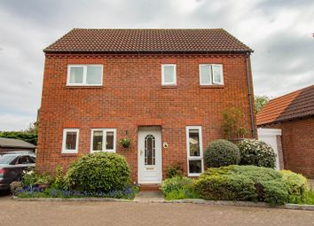 Thumbnail 3 bedroom detached house for sale in Adams Court, Woughton On The Green, Milton Keynes
