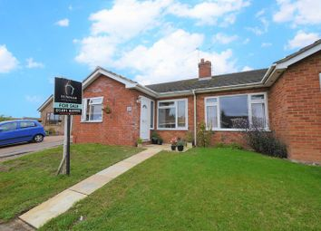 Thumbnail 3 bed semi-detached bungalow for sale in Westfield Road, Benson, Wallingford