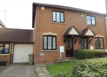 Thumbnail 2 bedroom semi-detached house to rent in Fordcombe Lea, Kents Hill, Milton Keynes