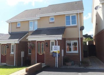 Thumbnail 2 bed semi-detached house to rent in Woodland View, Holsworthy