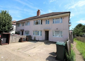 Thumbnail 3 bed maisonette for sale in Rostrevor Gardens, Southall