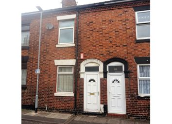 Thumbnail 2 bed terraced house for sale in Upper Hillchurch Street, Stoke-On-Trent