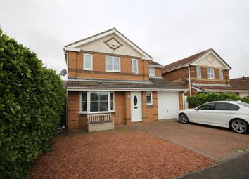 Thumbnail 4 bedroom detached house for sale in Moorfield Gardens, Cleadon Village, Cleadon