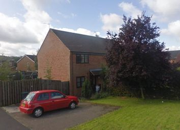 Thumbnail 2 bed town house to rent in Broxtons Wood, Westbury, Shrewsbury