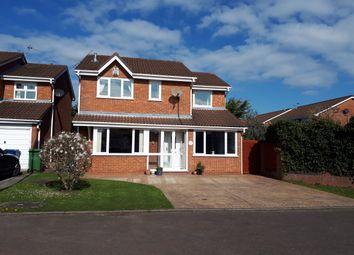 4 bed detached house for sale in Castle Green, Westbrook, Warrington WA5