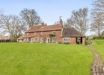Newbury Street, Kintbury, Hungerford RG17. 4 bed detached house for sale