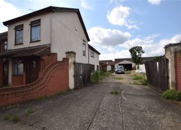 Thumbnail 3 bed detached house for sale in Forest Road, Romford, Essex