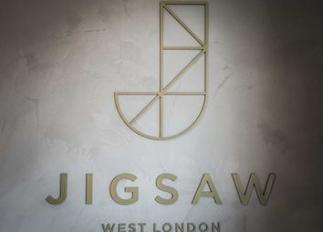 Thumbnail 2 bed flat for sale in Redwell House, Jigsaw, West Ealing, London