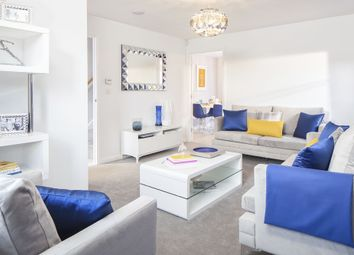 """Thumbnail 3 bed semi-detached house for sale in """"Finchley"""" at Gilhespy Way, Westbury"""