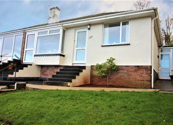 Thumbnail 2 bed semi-detached bungalow for sale in Primley Park, Paignton