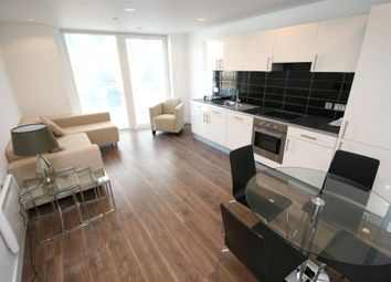 Thumbnail 2 bed flat for sale in Number One, Media City UK, Salford Quays, Greater Manchester