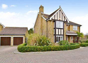 Thumbnail 5 bed detached house for sale in Harlequin Close, Herne Bay