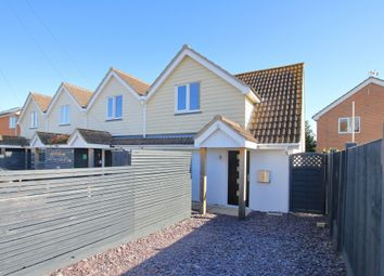 Thumbnail 3 bed end terrace house for sale in Buckland Mews, Lower Buckland Road, Lymington, Hampshire