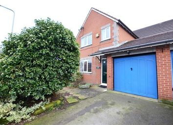 Thumbnail 4 bed semi-detached house for sale in Andicia, Beck Road, Madeley, Madeley