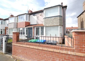 2 bed end terrace house to rent in Highbank Avenue, Blackpool, Lancashire FY4