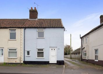 Thumbnail 2 bedroom end terrace house for sale in London Street, Swaffham