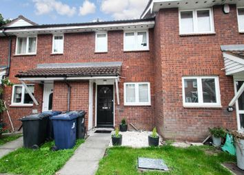 Thumbnail 2 bed terraced house for sale in Vicarage Close, Northolt
