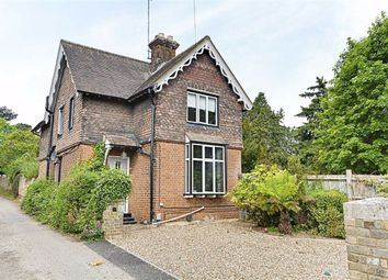 Thumbnail 3 bed detached house for sale in North Road, Hertford, Herts