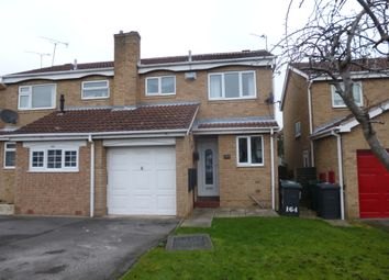 Thumbnail 2 bed semi-detached house to rent in Cedar Road, Balby, Doncaster