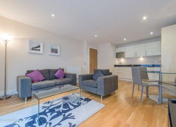 Thumbnail 1 bedroom flat to rent in Cobalt Point, 38 Millharbour, Canary Wharf, London