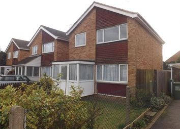 Thumbnail 3 bed detached house for sale in Hockliffe Road, Leighton Buzzard, Bedford, Bedfordshire