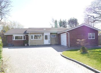 Thumbnail 3 bed detached bungalow for sale in Sandringham Way, Ponteland, Newcastle Upon Tyne