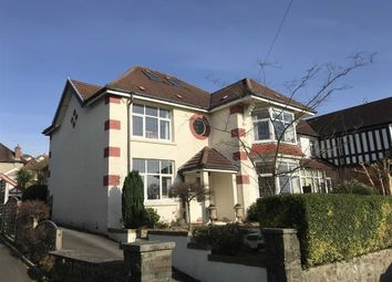Thumbnail 5 bed detached house for sale in Myrtle Grove, Swansea