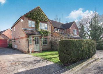 Thumbnail 3 bedroom detached house for sale in Bramble Court, Fakenham