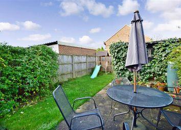 Thumbnail 3 bed terraced house for sale in Gordon Road, Cheriton, Folkestone, Kent