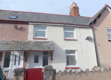 Thumbnail 3 bed terraced house for sale in Jubilee Street, Llandudno
