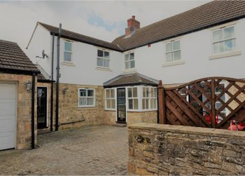 Thumbnail 4 bed detached house for sale in Worksop Road, Thorpe Salvin