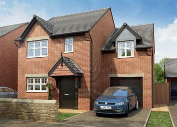 Thumbnail 4 bed detached house for sale in Chamber Road, Oldham, Lancashire