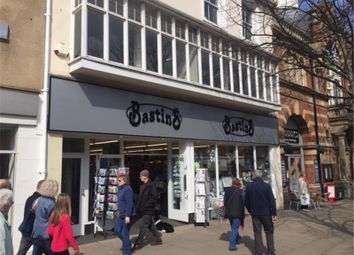 Thumbnail Retail premises for sale in 7, The Parade, Minehead, Somerset, UK