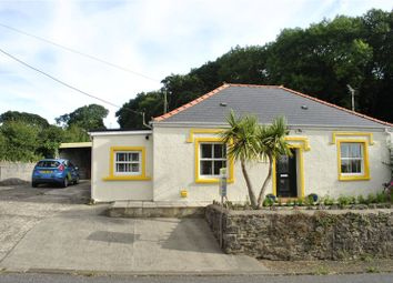 Thumbnail 2 bed detached bungalow for sale in Woodlands, Mill Back, Monkton, Pembroke