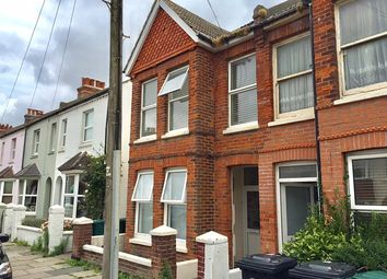 Thumbnail 2 bed maisonette to rent in St. Leonards Avenue, Hove